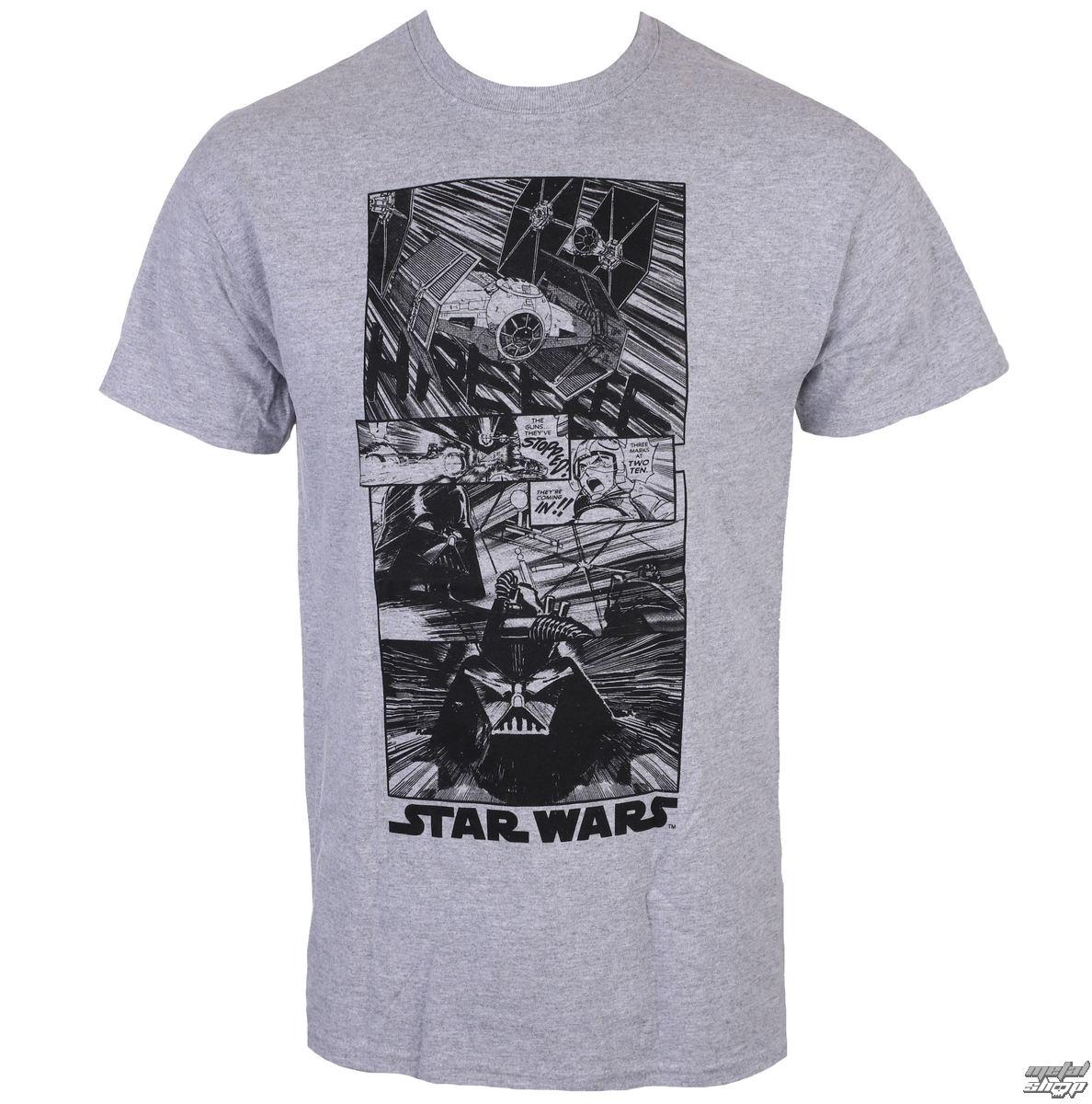 Herren T-Shirt Film Star Wars - CLASSIC NEW HOPE - LIVE ...
