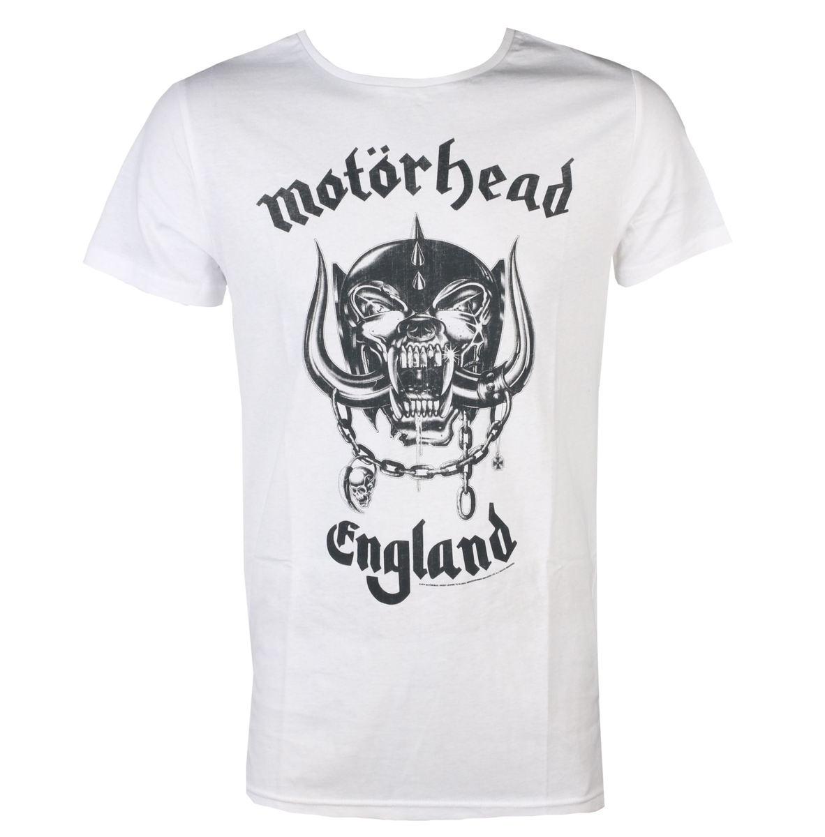 Unisex Metal T-Shirt Motörhead - AMPLIFIED - AMPLIFIED