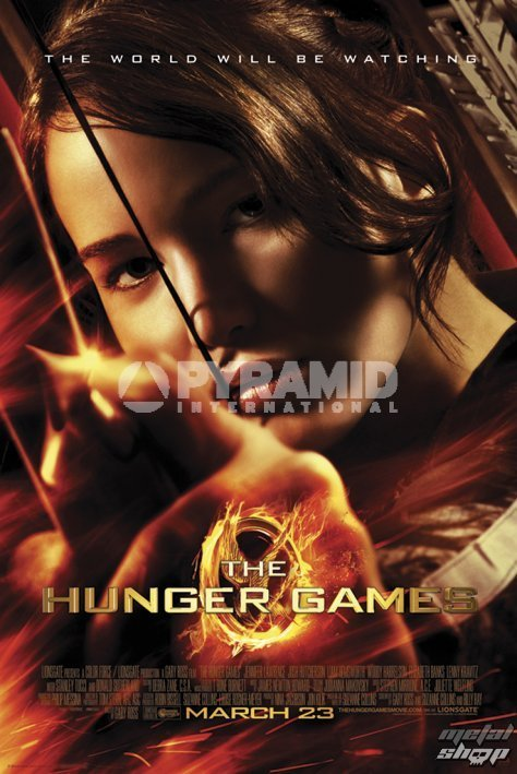 Poster Neca - Hunger Games - Pyramid Posters