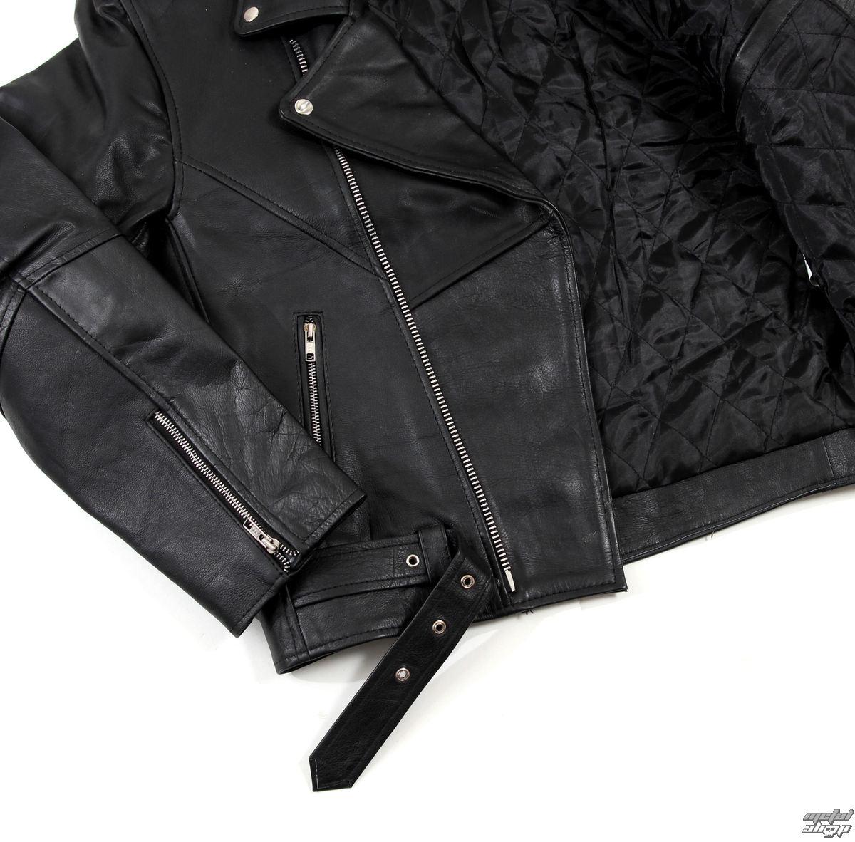 black+veil+brides+leather+jacket
