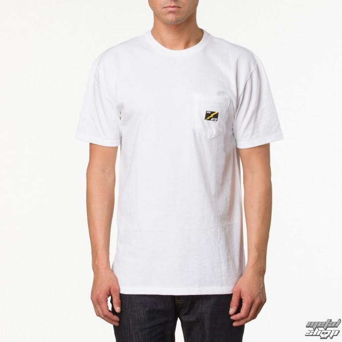 Herren T Shirt VANS AV78 Pocket Tee White