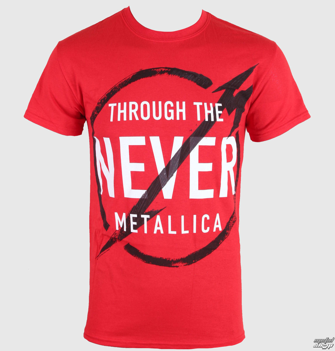 herren t shirt metallica never live nation gr e xxl ebay. Black Bedroom Furniture Sets. Home Design Ideas