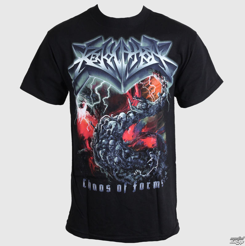 Herren T-Shirt Revocation - Chaos Of Forms - RELAPSE