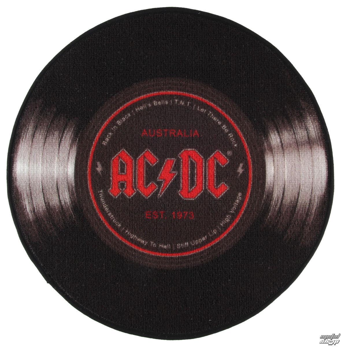 3b13515d17751d Fußmatte AC DC - Schallplatte - ROCKBITES - 100846 - Metalshop.de