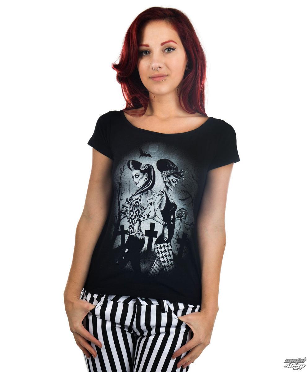 Twisted Shirt T Damen Fast Sisters Too Lola UPanAfxw