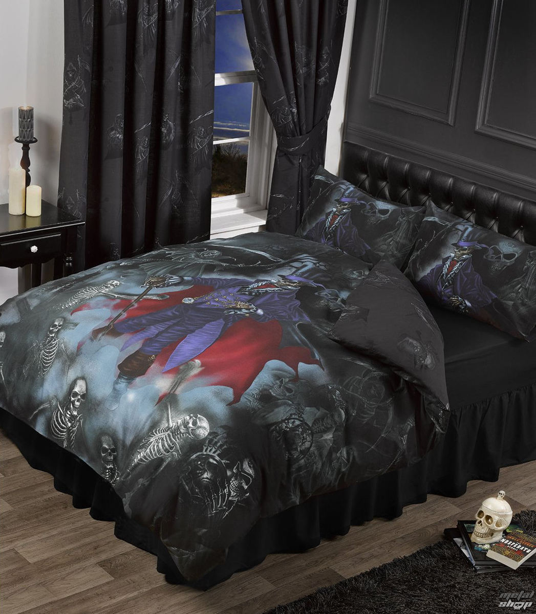 bettbezug alchemy gothic magistus ebay. Black Bedroom Furniture Sets. Home Design Ideas
