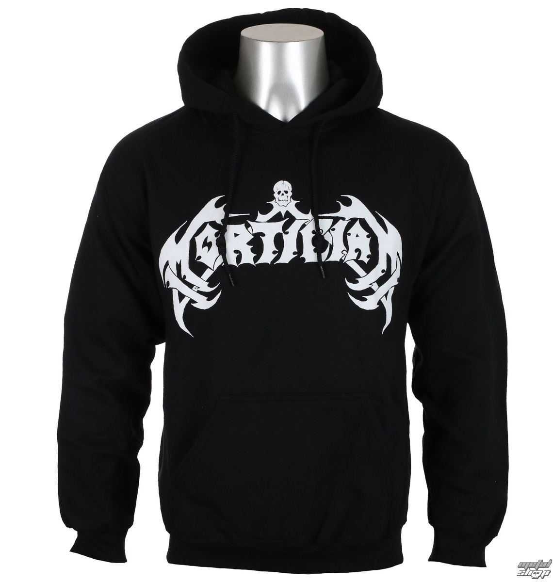 Herren Hoodie Mortician - Logo - MASSACRE RECORDS
