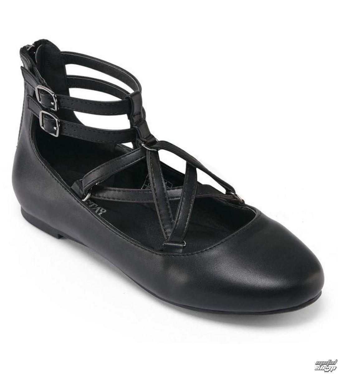 Damen Ballerinas - Wicca - KILLSTAR