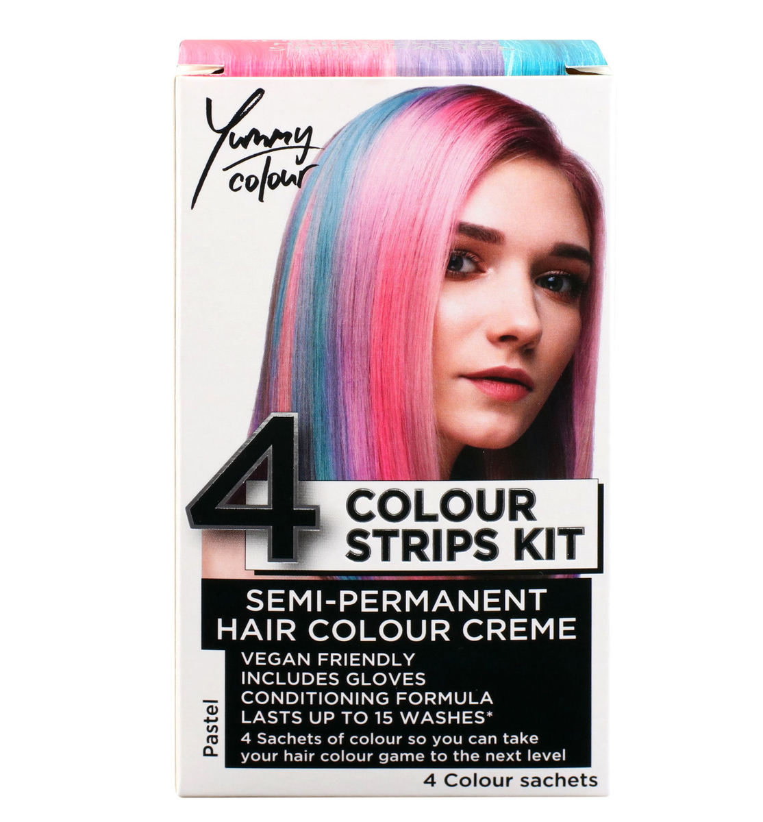 Haarfarben test eigenem bild kostenlos
