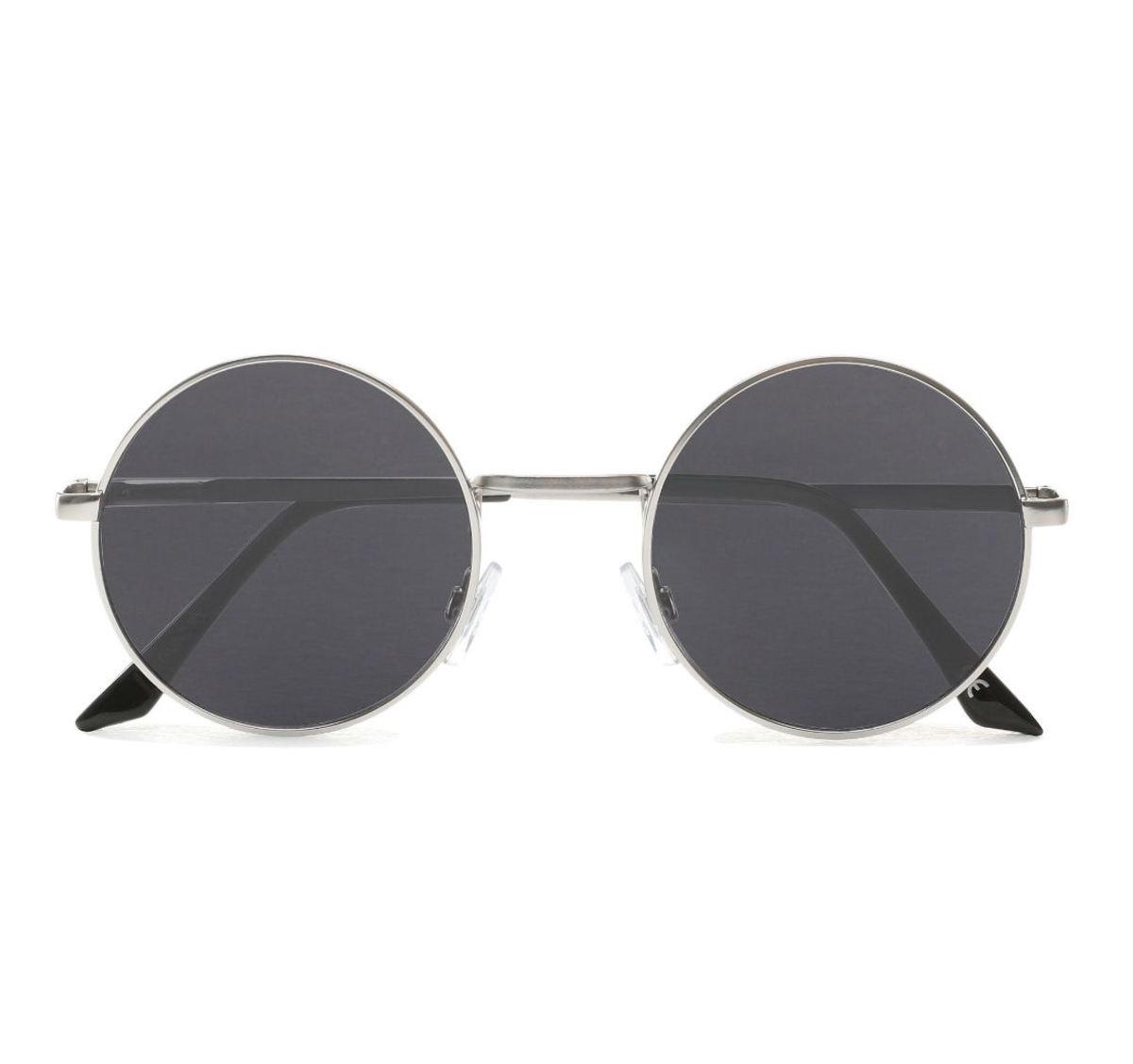 Sonnenbrille VANS MN GUNDRY MATT SILBER DA
