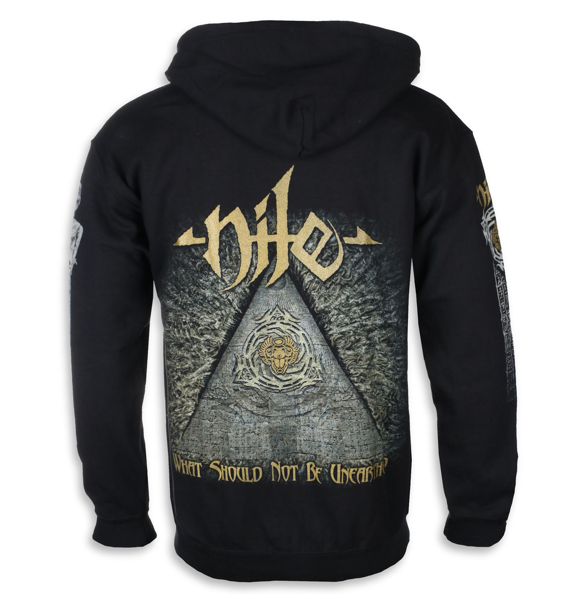 Herren Hoodie Nile - What Should Not Be Unearthed - RAZAMATAZ