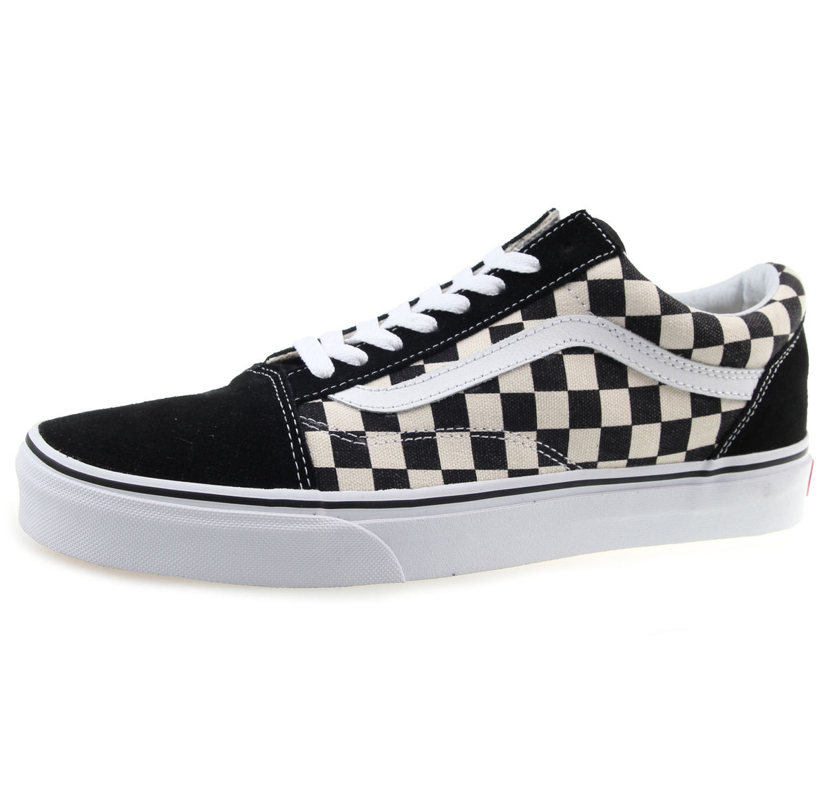 vans old skool checkerboard - herren schuhe