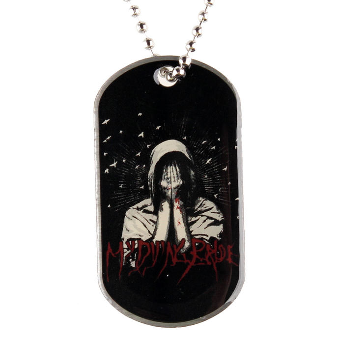 Dog Tag  My Dying Bride - My Body A Funeral