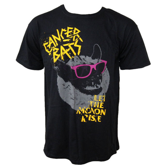 Herren T-Shirt Cancer Bats - Let The Moon Rise - EMI
