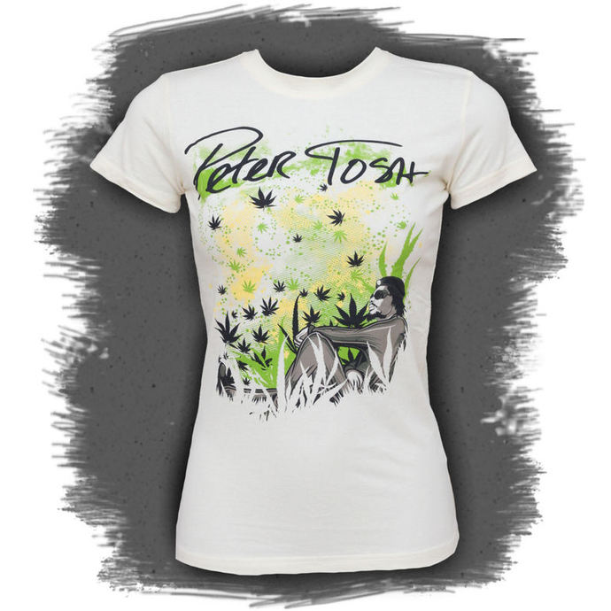 Damen T-Shirt  Peter Tosh - Natural Dreams