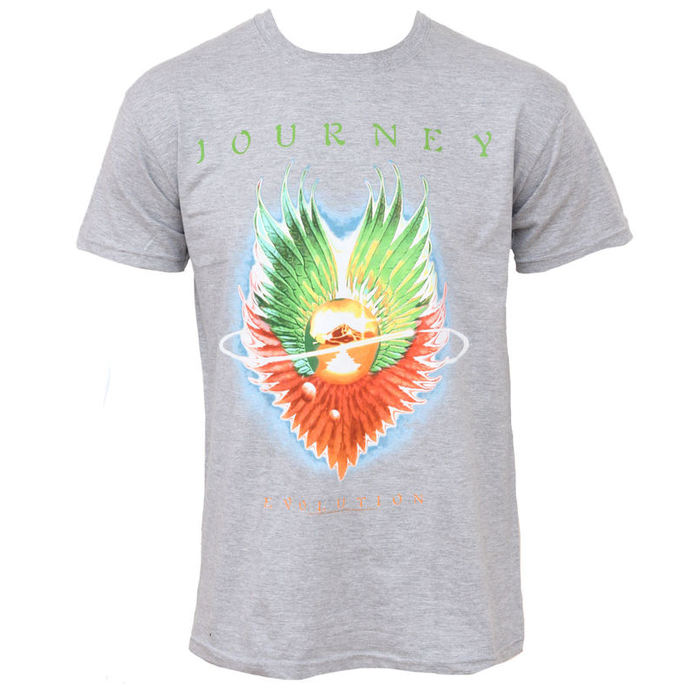 Herren T-Shirt Journey - Evolution - PLASTIC HEAD