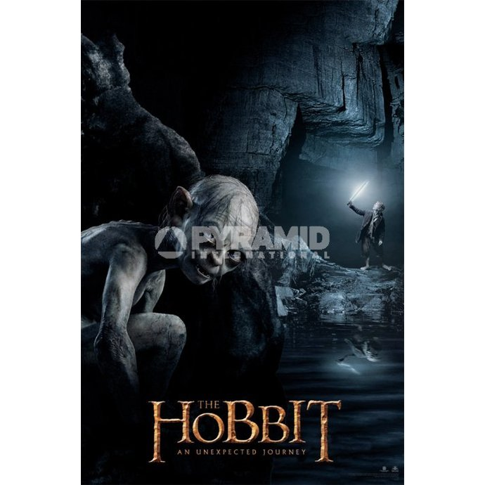 Poster The Hobbit - Gollum - Pyramid Posters