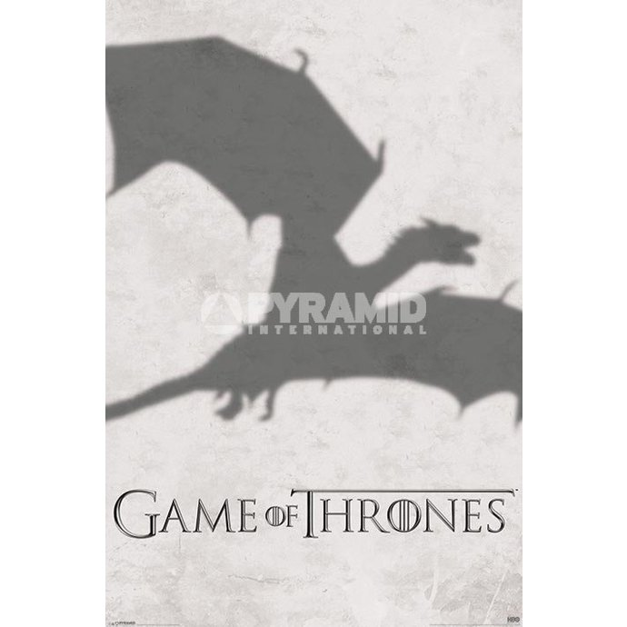 Poster Game Of Thrones  - Shadow - PYRAMID POSTERS