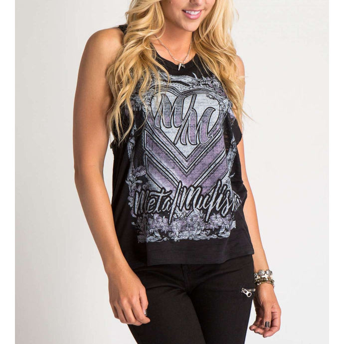 Damen Tanktop/Tankshirt  METAL MULISHA - ROMANTICA
