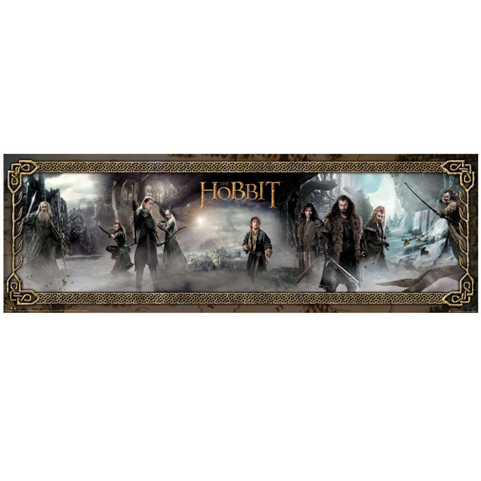 Poster The Hobbit - Desolation of Smaug Mist