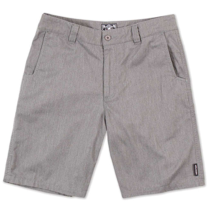 Herren Shorts METAL MULISHA - STRAIGHT AWAY