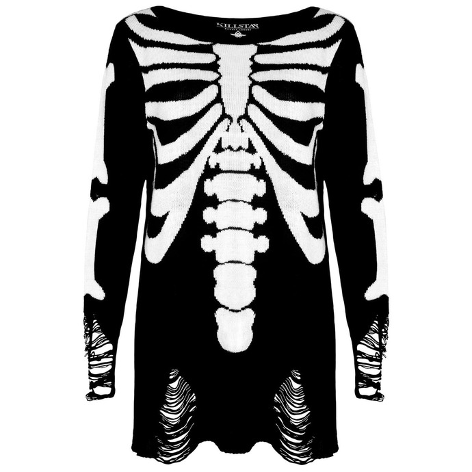 Pullover (Unisex)  KILLSTAR - Skeletor - Black