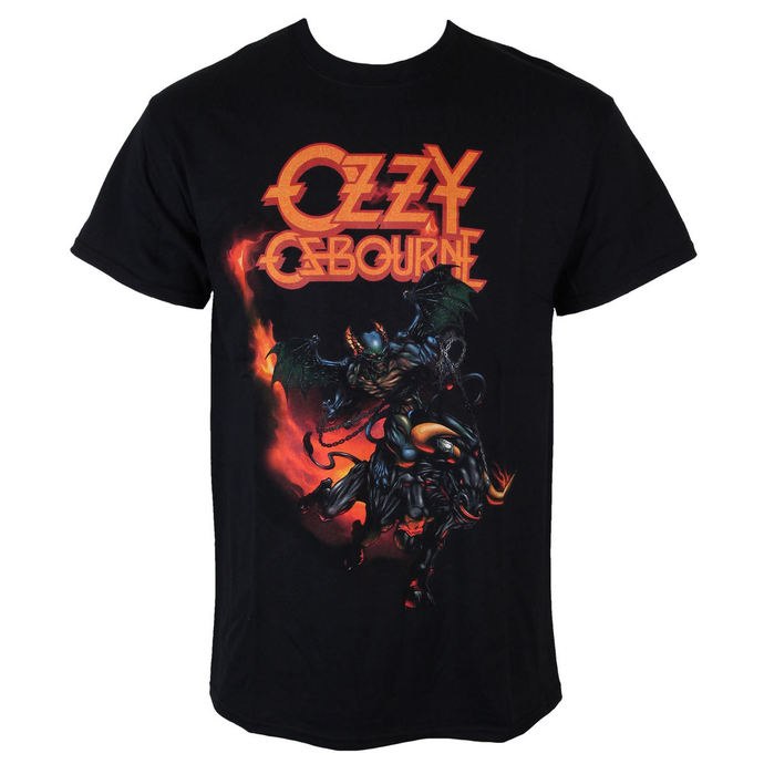 Männer Shirt Ozzy Osbourne - Demon Bull - ROCK OFF