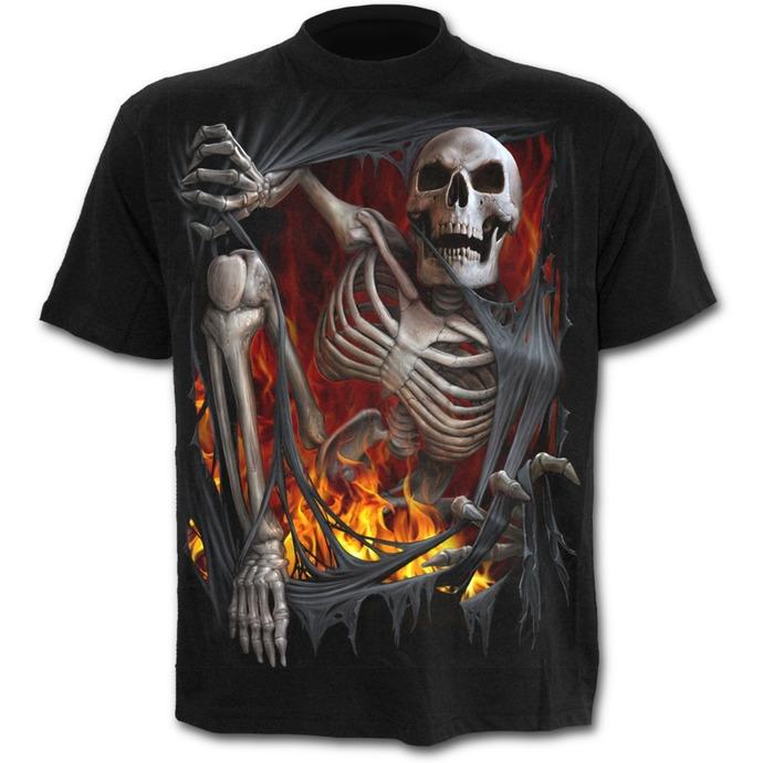 T-Shirt Kinder SPIRAL - Death Re-Ripped