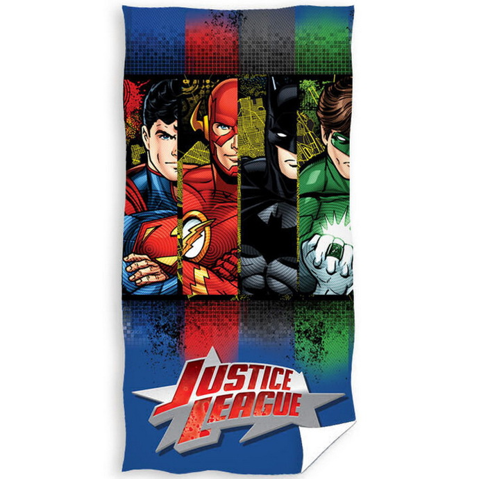 Handtuch (Badetuch) Justice League