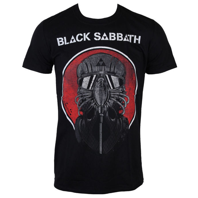T-Shirt Männer  Black Sabbath - Live 14 - ROCK OFF