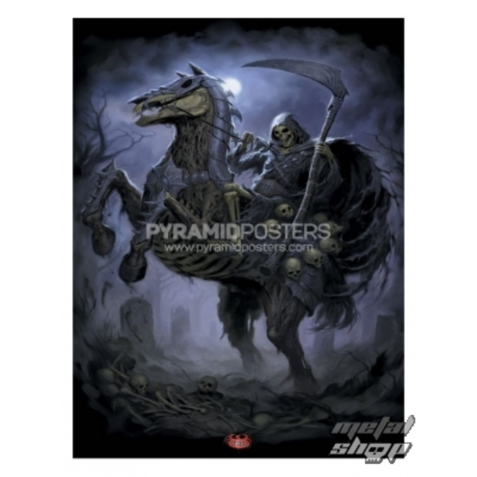 Posters - Pale Rider (Spiral) - PP31733