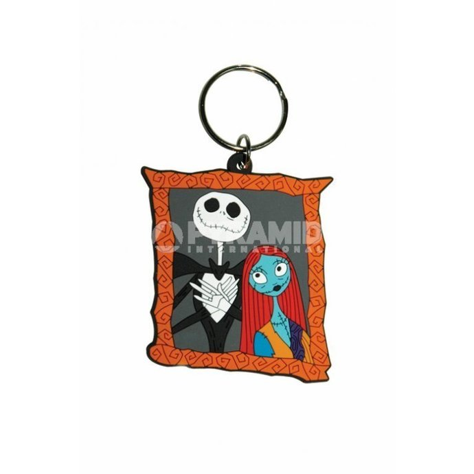 Anhänger  The Nightmare Before Christmas (Jack & Sally) - RK38063