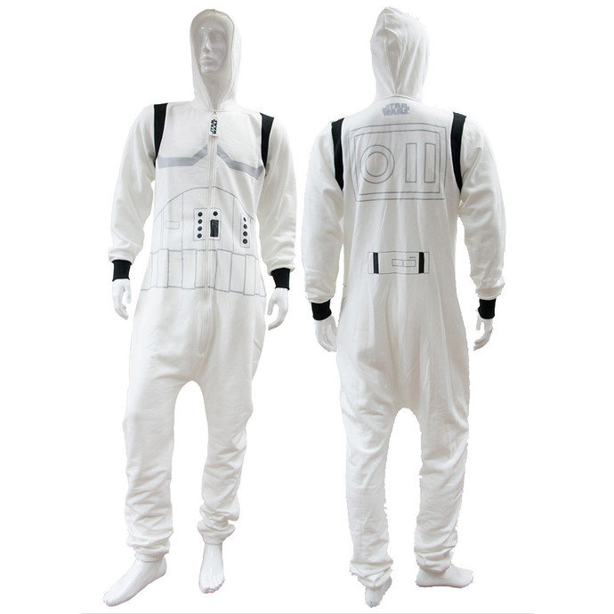 Overall Star Wars - Jumpsuit Stormtrooper