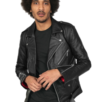 Herren Jacke STRAIGHT TO HELL - Commando Long Black Nickel, STRAIGHT TO HELL