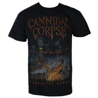 Herren T-Shirt Metal Cannibal Corpse - SKELETAL-SUMMER 2016 - Just Say Rock, Just Say Rock, Cannibal Corpse