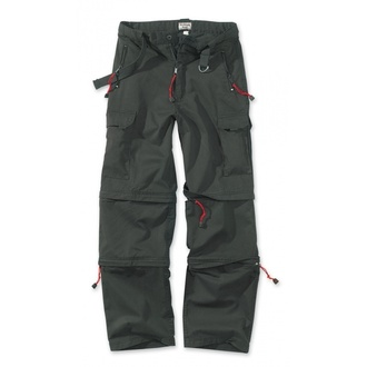 Trouser SURPLUS - Trekking Trouser - BLACK - 05-3595-03