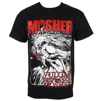 Herren T-Shirt Metal - Vulgar Display of Mosher - MOSHER, MOSHER