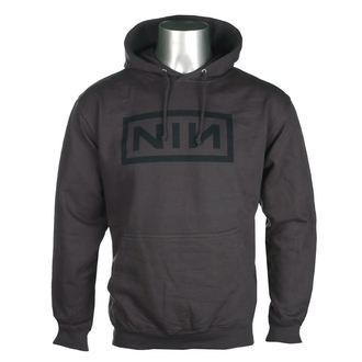 Herren Hoodie Nine Inch Nails - CLASSIC BLACK LOGO - PLASTIC HEAD, PLASTIC HEAD, Nine Inch Nails