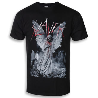 Herren T-Shirt Metal Slayer - Gravestone Walks - ROCK OFF, ROCK OFF, Slayer