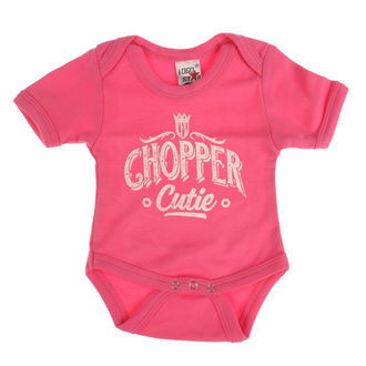 Baby Body WEST COAST CHOPPERS - ONESIE CHOPPER CUTIE BABY CREEPER - Rose, West Coast Choppers