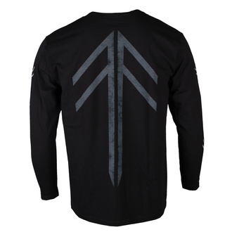 Herren Longsleeve Metal Enslaved - RUNE CROSS - PLASTIC HEAD, PLASTIC HEAD, Enslaved
