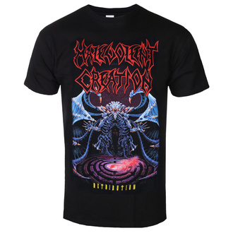 Herren T-Shirt Metal Malevolent Creation - RETRIBUTION - PLASTIC HEAD, PLASTIC HEAD, Malevolent Creation