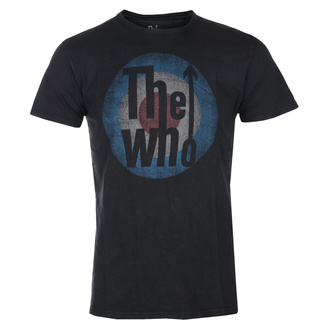 Herren T-Shirt The Who - Vtge Target - ROCK OFF, ROCK OFF, Who