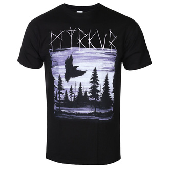 Herren T-Shirt Metal Myrkur - Raven - KINGS ROAD, KINGS ROAD, Myrkur