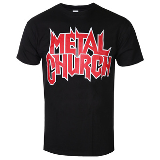 Herren T-Shirt Metal Metal Church - LOGO - PLASTIC HEAD, PLASTIC HEAD, Metal Church