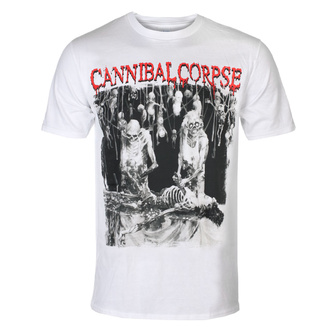 Herren T-Shirt Metal Cannibal Corpse - BUTCHERED AT BIRTH - PLASTIC HEAD, PLASTIC HEAD, Cannibal Corpse