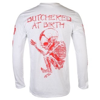 Herren Longsleeve Metal Cannibal Corpse - BUTCHERED AT BIRTH - PLASTIC HEAD, PLASTIC HEAD, Cannibal Corpse
