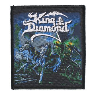 Patch Aufnäher King Diamond - Abigail - RAZAMATAZ, RAZAMATAZ, King Diamond