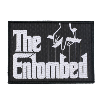 Patch Aufnäher Entombed - Godfather Logo - RAZAMATAZ, RAZAMATAZ, Entombed
