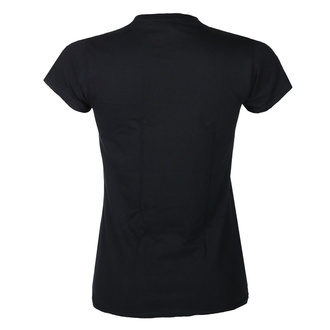 Damen T-Shirt Metal AC-DC - For those about to rock - LOW FREQUENCY, LOW FREQUENCY, AC-DC